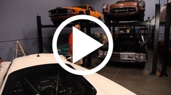 Se Paul Walkers fantastiske bilsamling