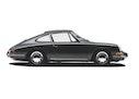PORSCHE 911 (901) 1963-1989Da Peugoet spandt ben for et fremtidigt ikon
