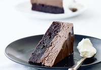 Chokolademoussekage