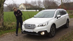 Subaru nærmer sig Audi-niveau