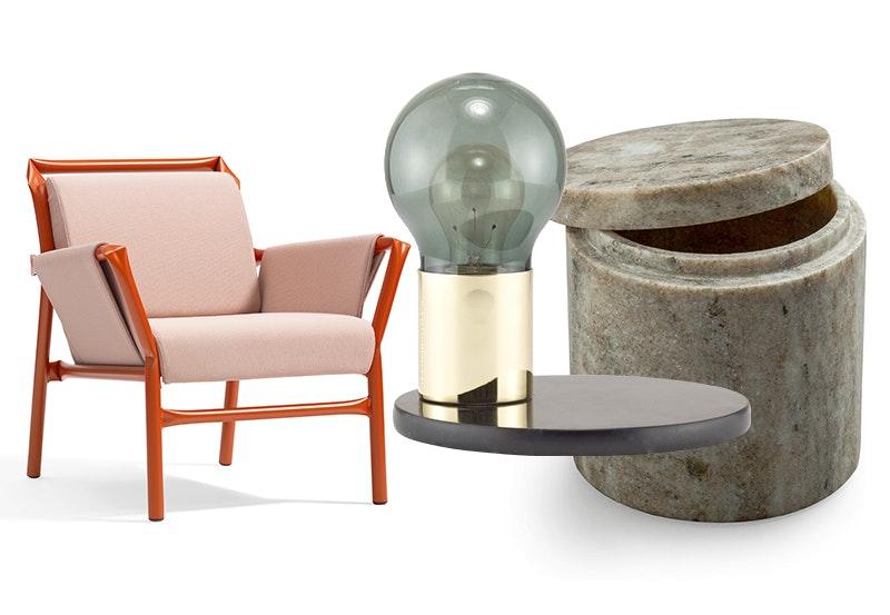 <p>Eklektisk og elegant miks i stuen</p>