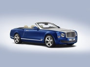 Millionærnyt: Bentley Grand Convertible
