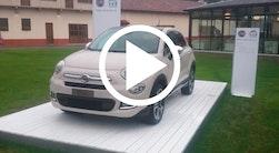 Det første indtryk af Fiat 500X