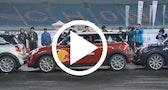 Ny verdensrekord i parallelparkering