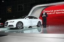 Kæmpe-Audi kører på brint