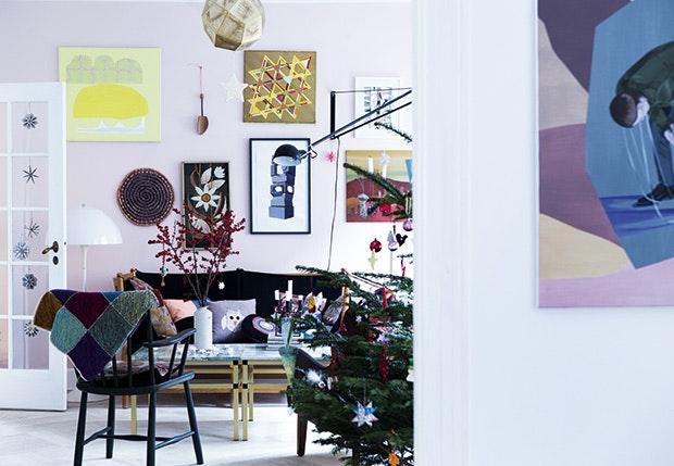 <p><strong>I mit hjem varer julen lige til påske</strong></p>