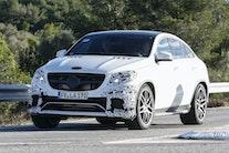 Uhyre på vej: Mercedes GLE 63 AMG