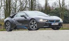 Kom med ud at køre i fantastiske BMW i8