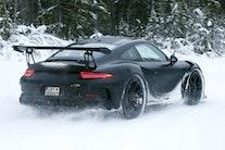 Spionfoto: Porsche 911 GT3 RS