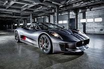 Jaguar C-X75 i den næste James Bond-film?