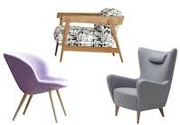 10 komfortable lænestole