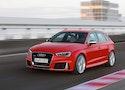 Audi RS3 Sportback med 367 hk
