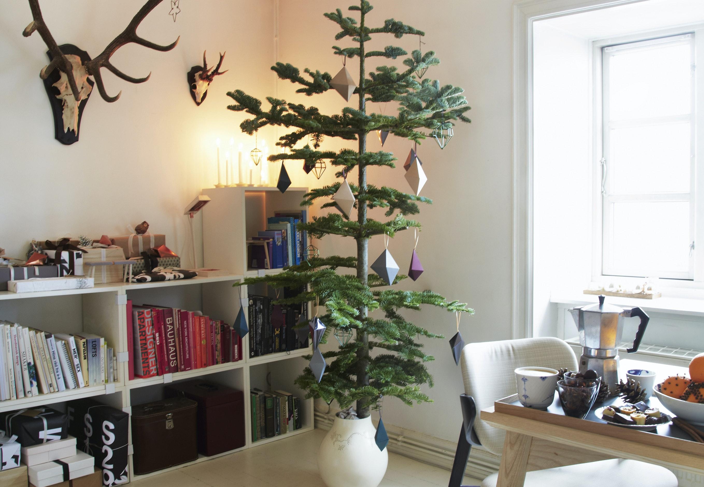 <p><strong>Personlig jul på 57 kvm</strong></p>