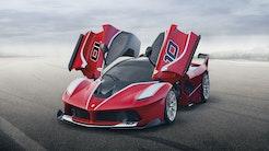 Hvad sker der her: Ferrari med 1.050 hk