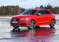 Facelift: Audi A1 nu med 3 cylindre