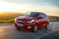 Første billeder: Opel Karl