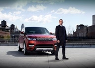 James Bonds Range Rover er stjålet