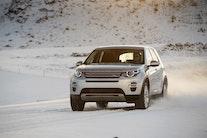 Land Rover Discovery Sport viser tænder