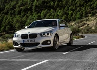 Facelift: BMW 1-serie
