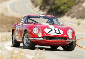 Ferrari solgt for 60,4 mio. kr.