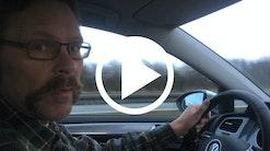 200 km på 3,5 time i VW e-Golf