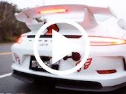Porsche 911 GT3 med crazy lyd