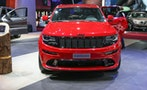 Jeep SRT8 med 6,4-liters V8. Ja tak!