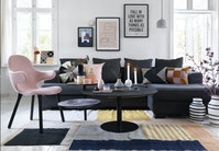 Få ny stil i stuen: femnint med et twist