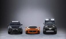 Her er James Bonds nye biler