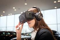 Byg din nye bil via virtual reality