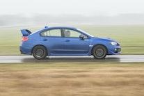 Subaru-romantik på bagsmækken