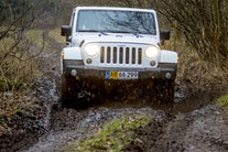 Jeep Wrangler: Håbløst superfed