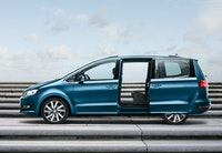 Facelift: VW Sharan