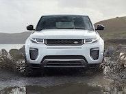 Facelift: Range Rover Evoque