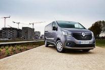 Renault i top tre på varebiler