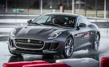 Jaguar F-type: Uretfærdigt god sportsvogn