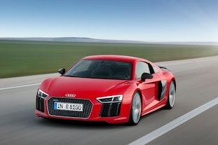 Premiere: Audi R8