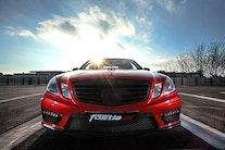 4-dørs Mercedes med 720 hk