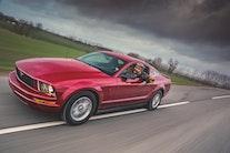 Ford Mustang 4,0: Muskler for 300.000 kr.