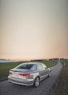 Audi A3: Integreret tilbygning