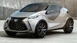 Her er Lexus' nye minibil