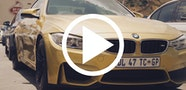 700 BMW'er til træf... i Afrika