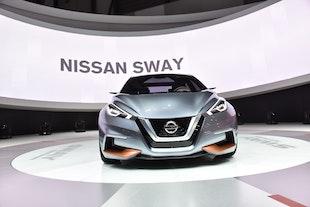 Genève: Nissans nyeste stirrer på dig!