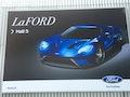 Genève: Ford driller Ferrari