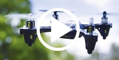 Få en drone med Bil Magasinet
