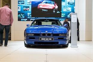 Verdens lækreste biler vises i Essen