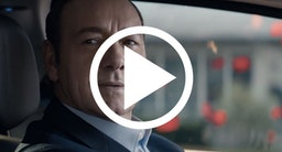 Kevin Spacey i sjov Renault Espace-reklame