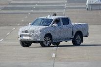 Spionfoto: Toyota Hilux