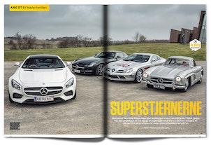 Kig i det nye nummer af Bil Magasinet