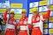 Reserverne er klar til Le Mans